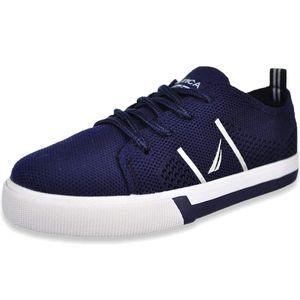 NAUTICA Hull-Knit Mesh Sneakers